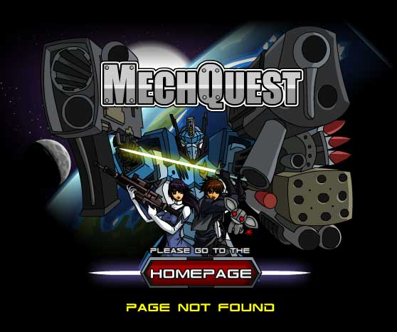 MechQuest 404